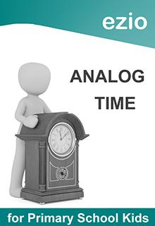 Ezio Maths Analog Time Answersheet