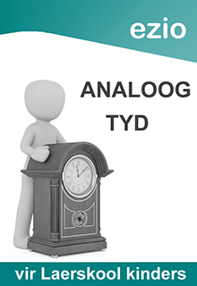 Ezio Wiskunde Analoog Tyd Antwoorde