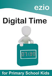 Ezio Maths Digital Time Answersheet