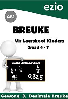 BREUKE GRAAD 4-7 WERKBOEK