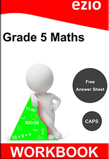 EZIO MATHS GRADE 5 WORKBOOK