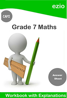EZIO MATHS GRADE 7 WORKBOOK