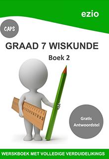 EZIO WISKUNDE GRAAD 7 BOEK 2