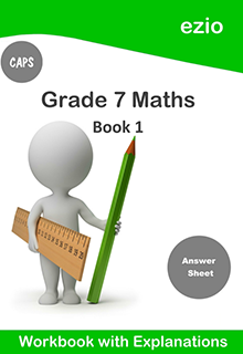 EZIO MATHS GRADE 7 BOOK 1