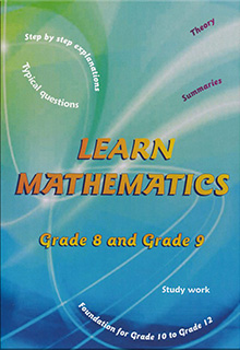 LEARN MATHS GRADE 8-9